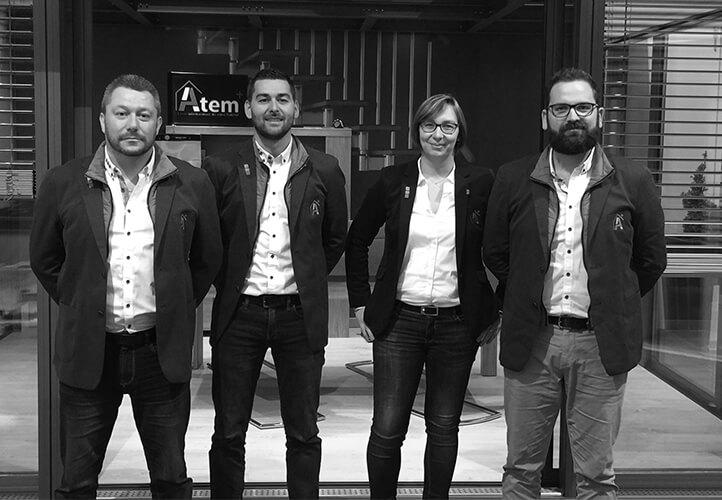 ATEM+ equipe