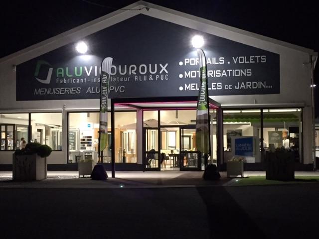 showroom ALU VIGOUROUX