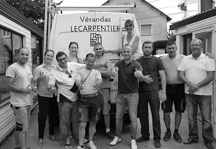 LECARPENTIER equipe