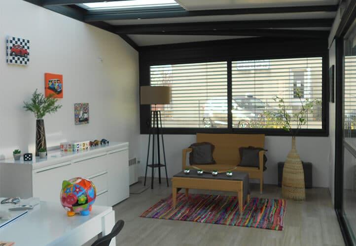 showroom CONCEPT ALU LA ROCHELLE