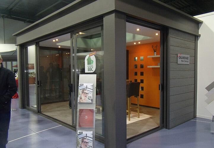 showroom CONCEPT ALU VANNES