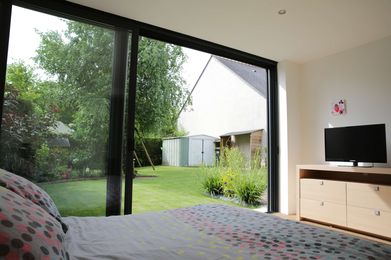 Veranda Chambre Dormir Sous Veranda Extension Chambre Concept Alu