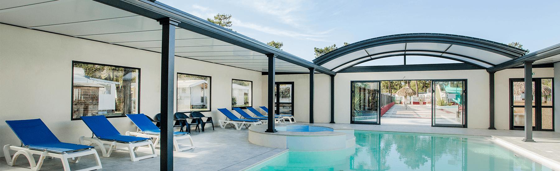 Extension Maison Piscine Couverte abris de piscine : quelle hauteur choisir ? | concept alu