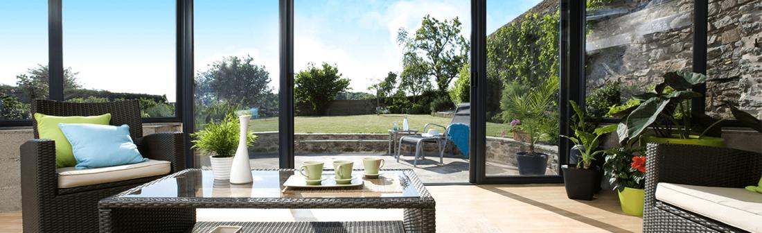 4 Conseils Pour Amenager Sa Veranda En Salon Concept Alu